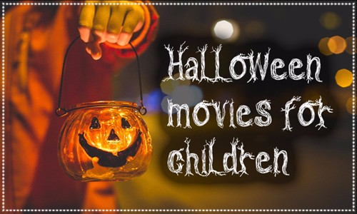 Halloween movies for children