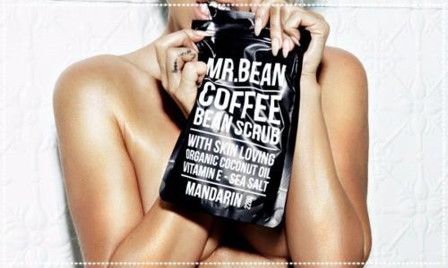 Coffee bean scrub discount
