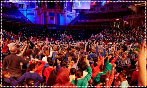 Big Orchestral Adventure, Royal Albert Hall