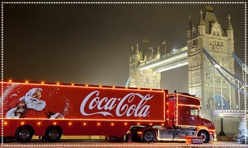 Coca-Cola Tour Bus
