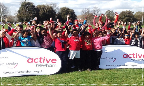 Active Newham event