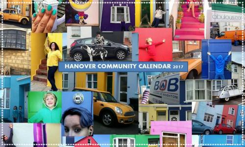 charity calendar