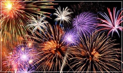 Sunderland Illuminations Finale Fireworks