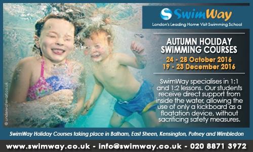 Swimway advert