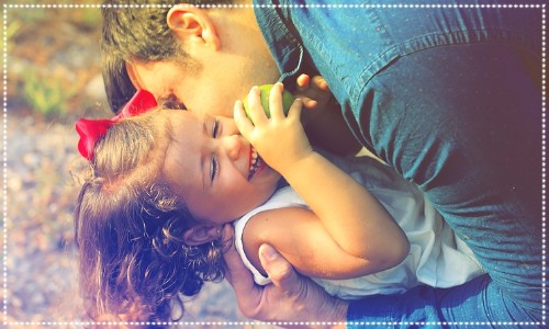 Parenting blog post