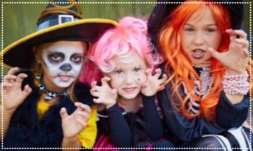 Hartsholme Halloween Trail