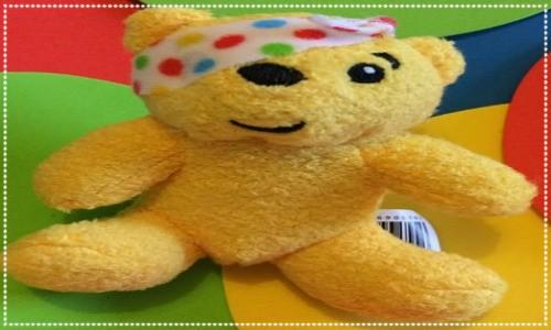 pudsey teddy