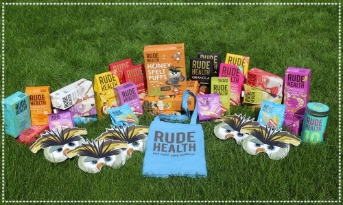 Rude Health competition hamper