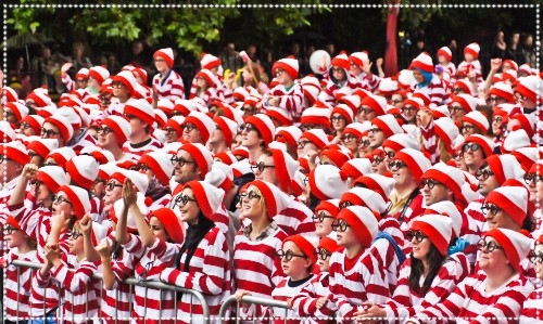Where's Wally Fans