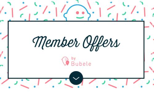 bubele member offers