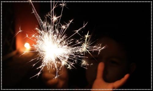 firework for celebration of diwali