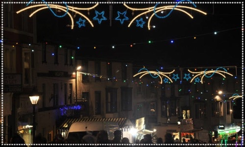Helston lights