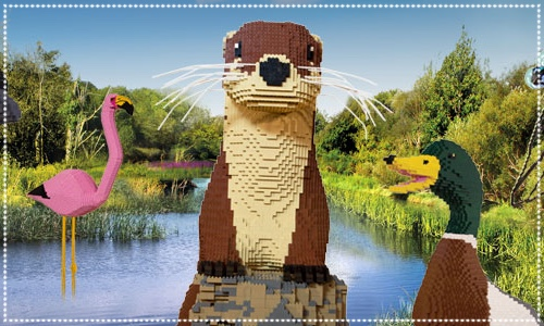 Slimbridge Lego