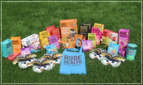 Rude Health Hamper Competition Prize