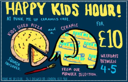 Happy kids hour