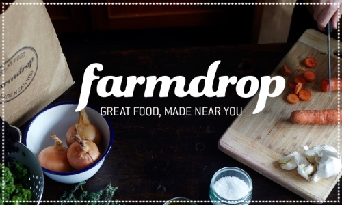 Farmdrop advert