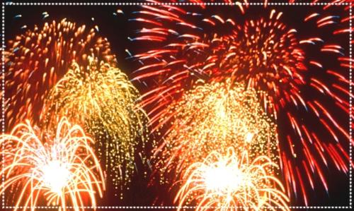 Fireworks ouseburn community display