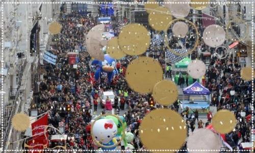 Hamley's Toy Parade