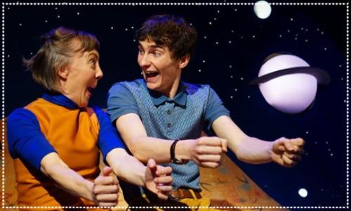 Alfie White: Space Explorer theatre show