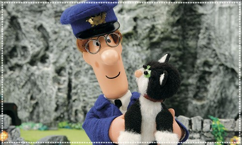 Meet Postman Pat and Jess the Cat at the Bentalls Centre