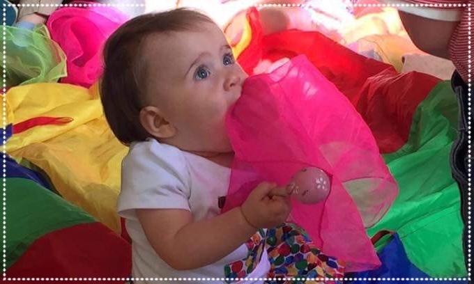 Baby storytelling