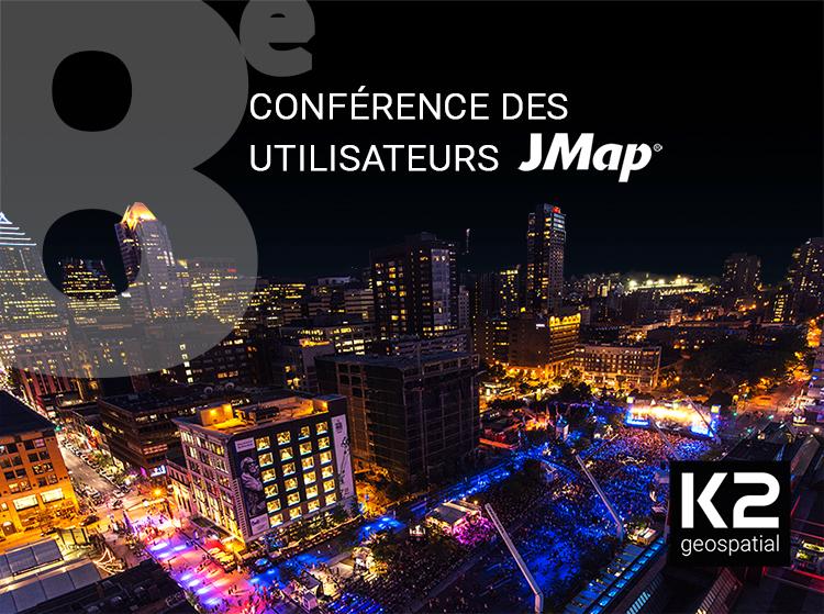 8ieme Conference des Utilisateurs de JMap