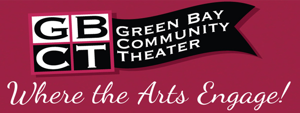 Green Bay Community Theater Banner