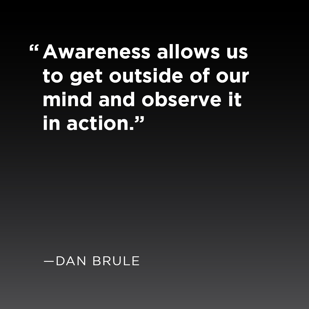 Knowledge is not Awareness