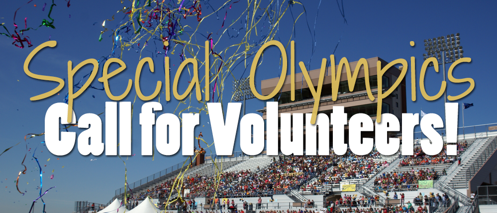 LEISD Special Olympics Call for Volunteers!