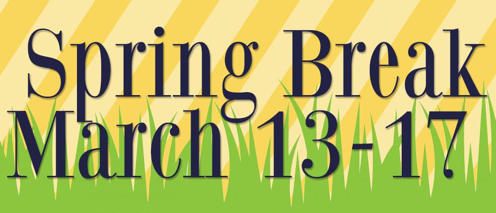 LEISD Spring Break March 13-17