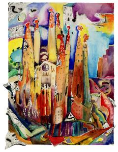 Sagrada Familia © Liora 2011