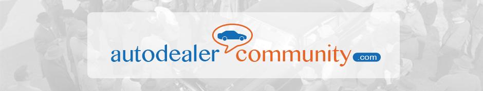 Auto Dealer Community