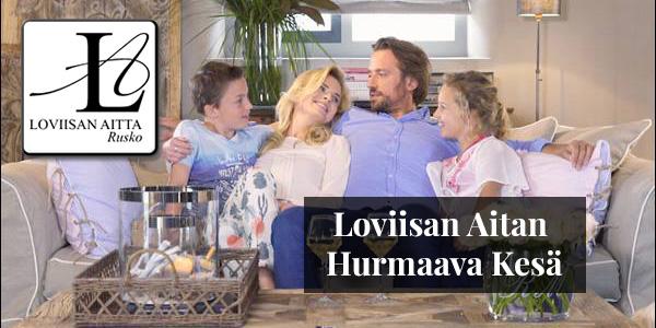 Loviisan Aitta Hurmaava kesä 2015