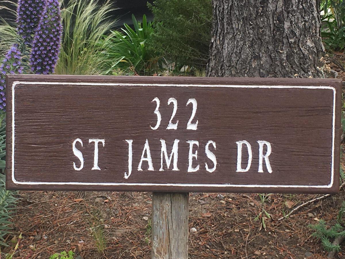 322 St. James Dr