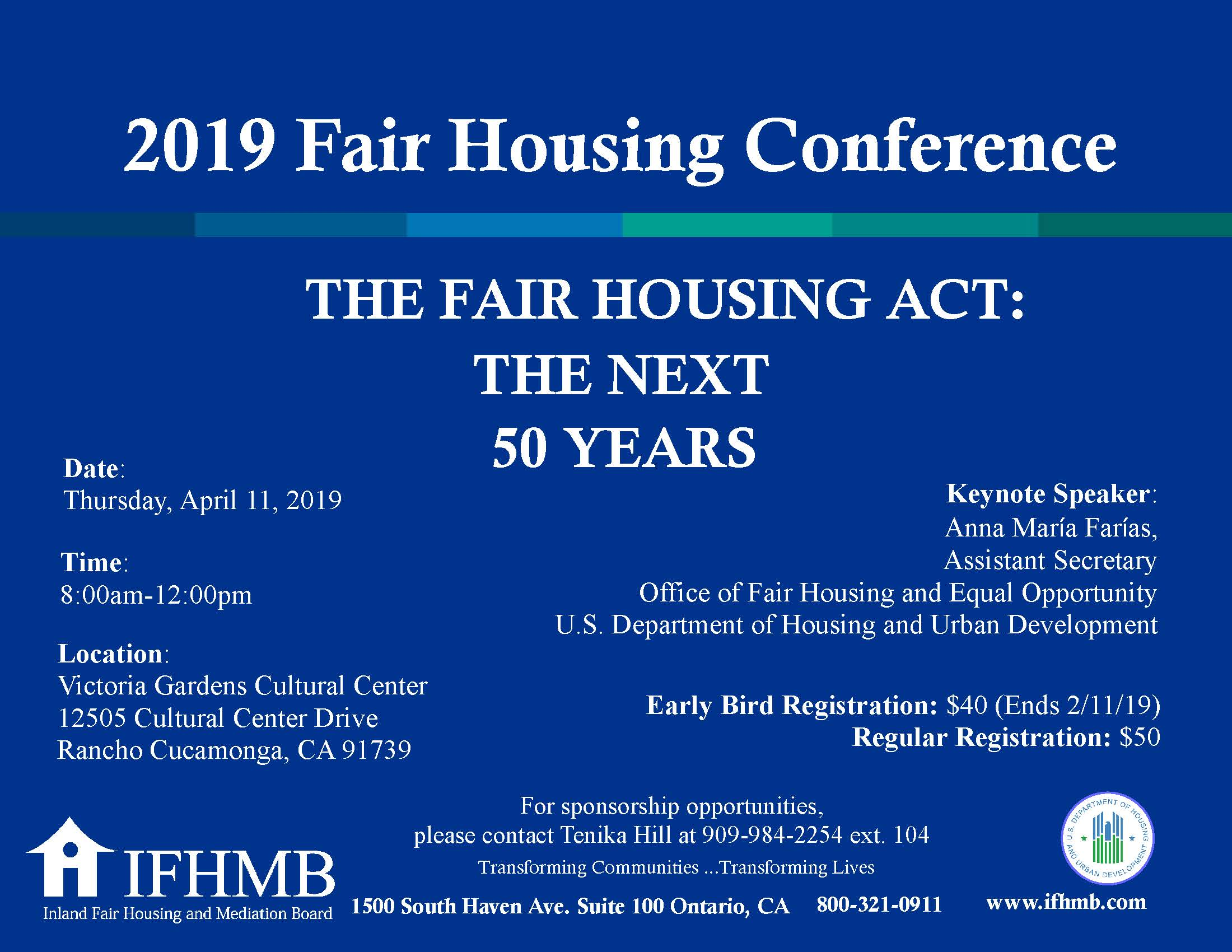 2019 Fair Housing Conference