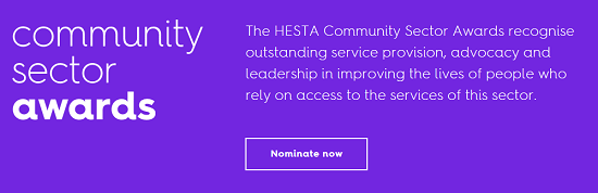 HESTA awards nominate now click here