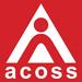 acoss red logo