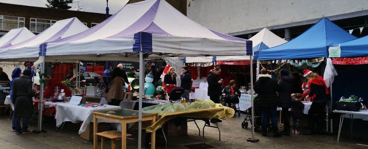 Blue Christmas 2018 Market