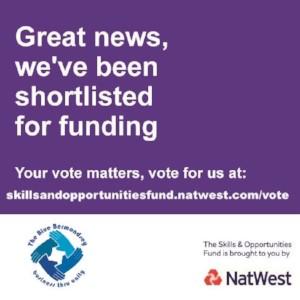 Natwest Funding Open Vote