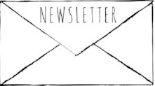 Let others know about our newsletter