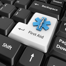 The A-Z of First Aid