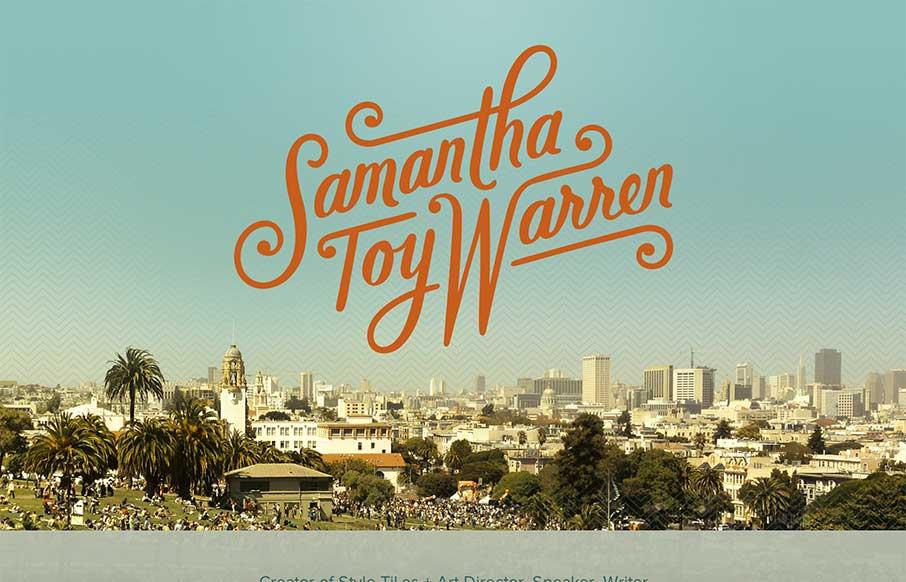 Samantha Warren