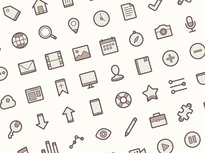 Barker-Icon-Set-Free