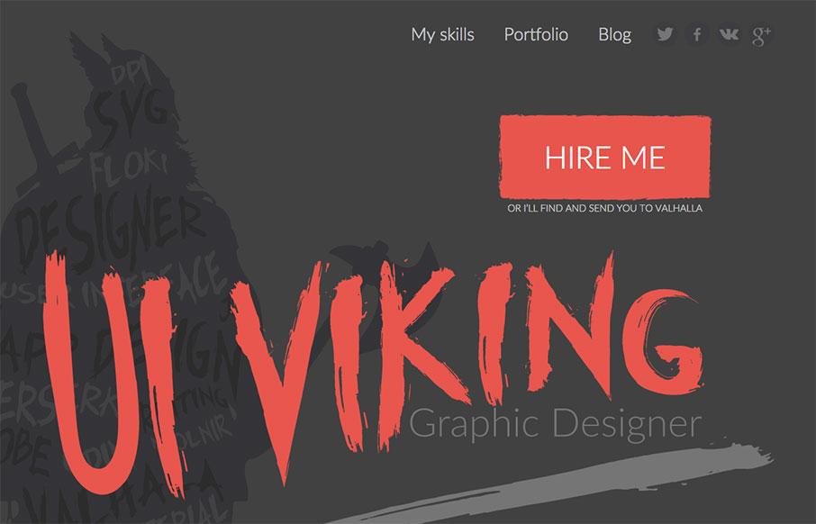UI Viking