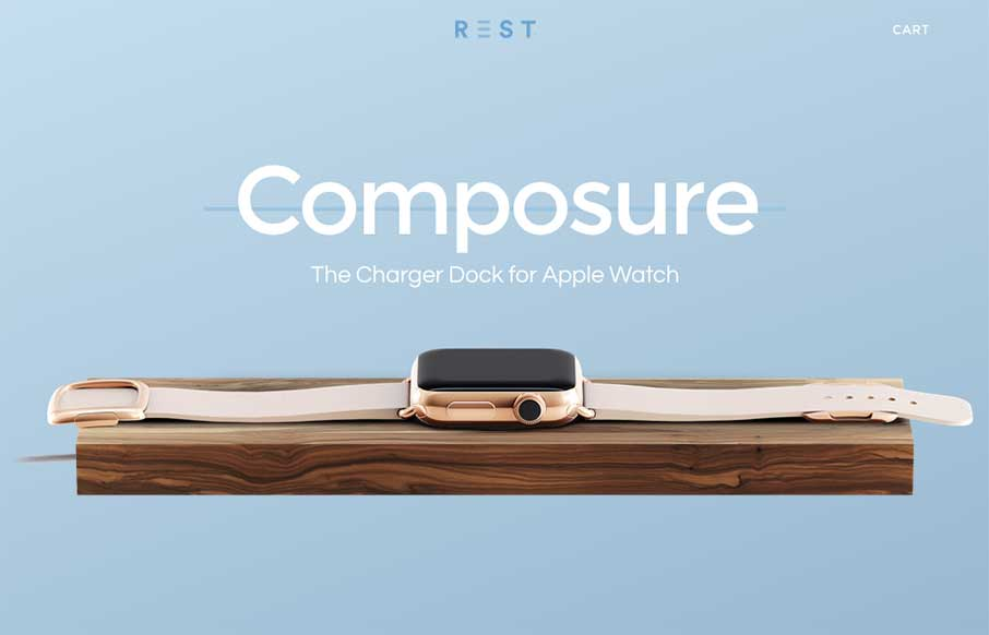 Rest: Composure