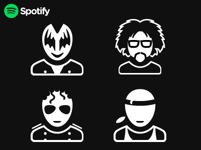 Spotify-Busticons
