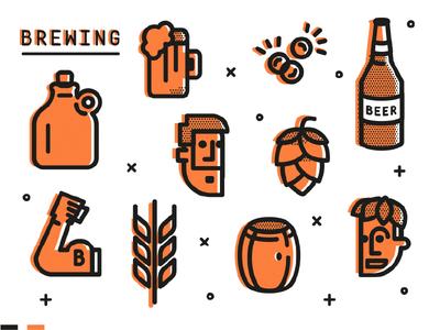 Brewer-code