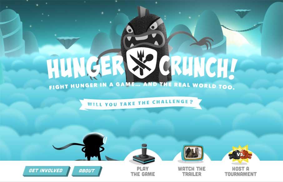 Hunger Crunch