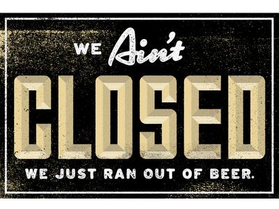 Beer-Run