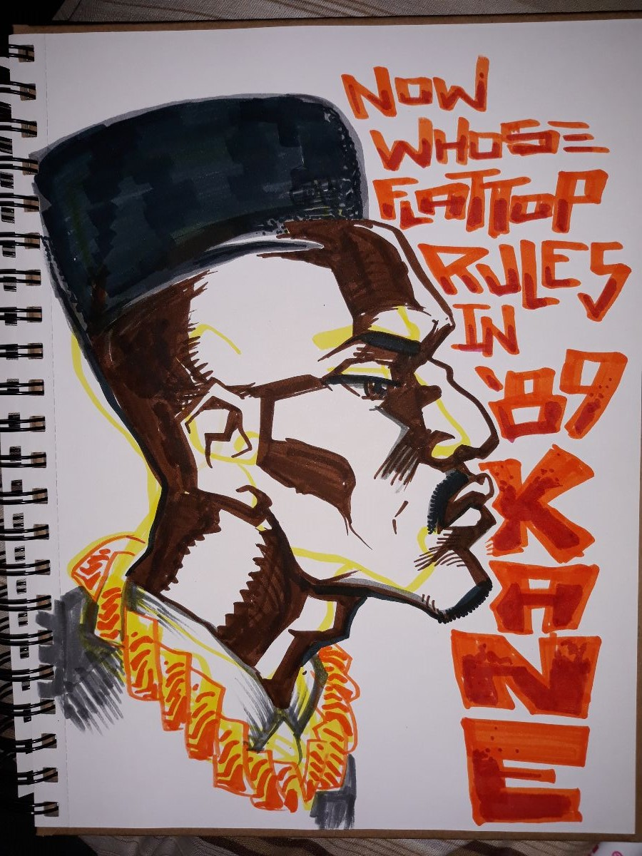 """Whose Flattop Rules in '89?"" by Samax Amen"